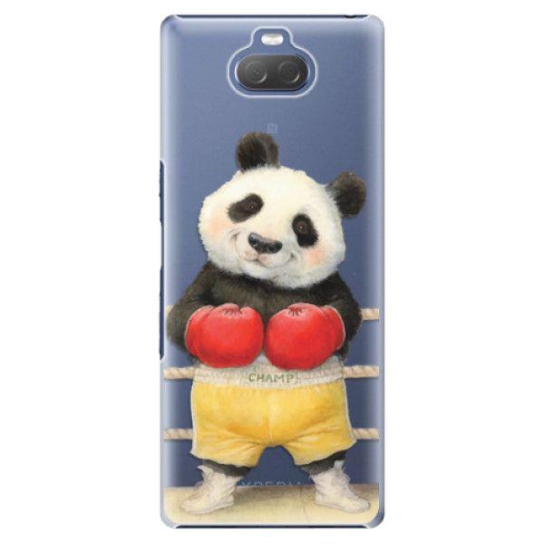 iSaprio Plastový kryt - Champ pro Sony Xperia 10