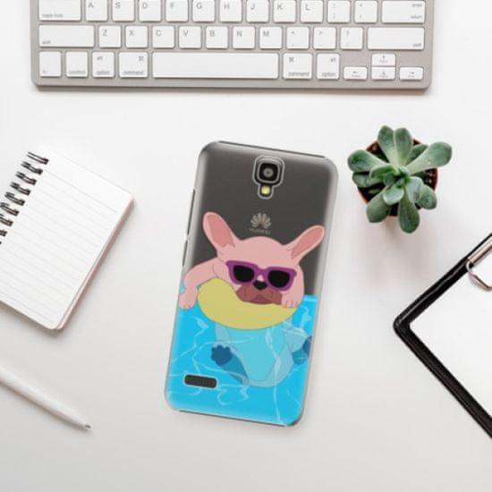 iSaprio Swimming Dog műanyag tok Huawei Y5