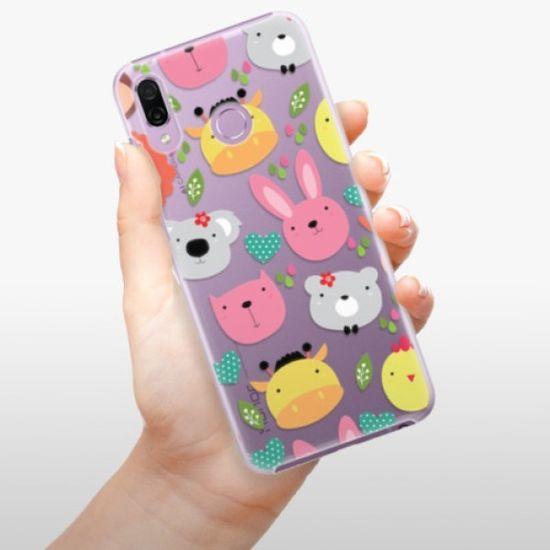 iSaprio Plastikowa obudowa - Animals 01 na Huawei Honor Play