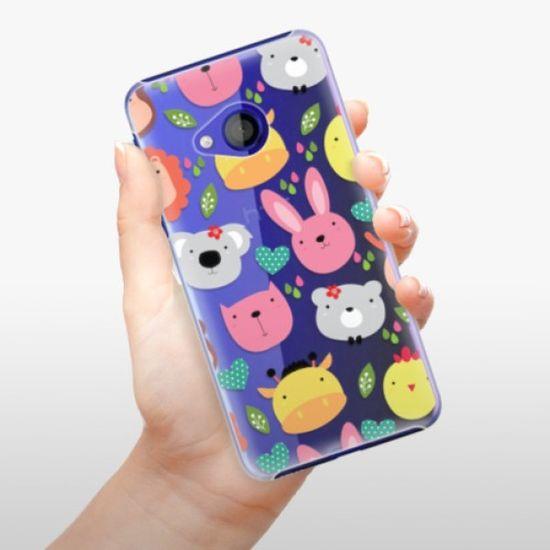 iSaprio Animals 01 műanyag tok HTC U Play