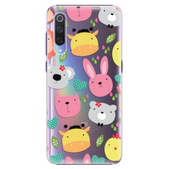 iSaprio Plastikowa obudowa - Animals 01 na Xiaomi Mi 9