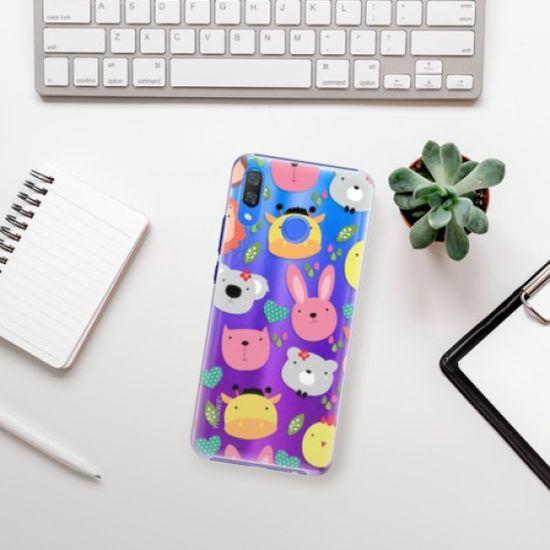 iSaprio Plastikowa obudowa - Animals 01 na Huawei Y9 2019