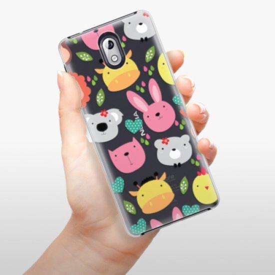 iSaprio Plastikowa obudowa - Animals 01 na Nokia 3.1