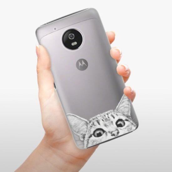 iSaprio Plastikowa obudowa - Cat 02 na Lenovo Moto G5