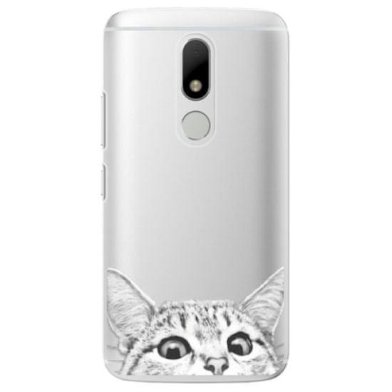 iSaprio Plastikowa obudowa - Cat 02 na Lenovo Moto M