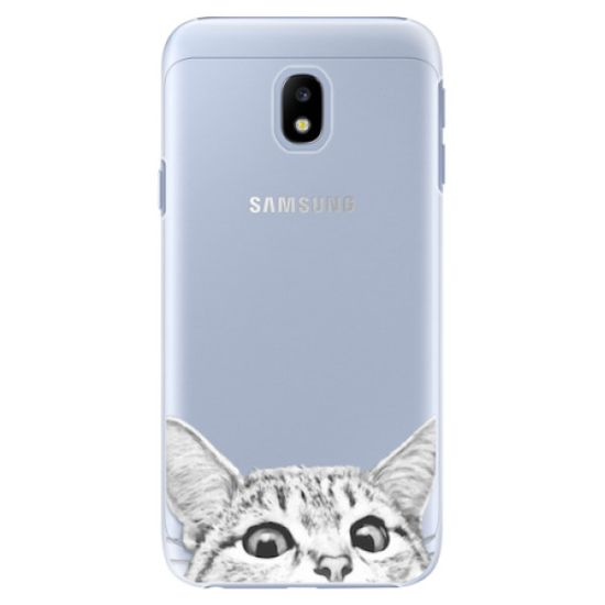 iSaprio Plastikowa obudowa - Cat 02 na Samsung Galaxy J3 2017