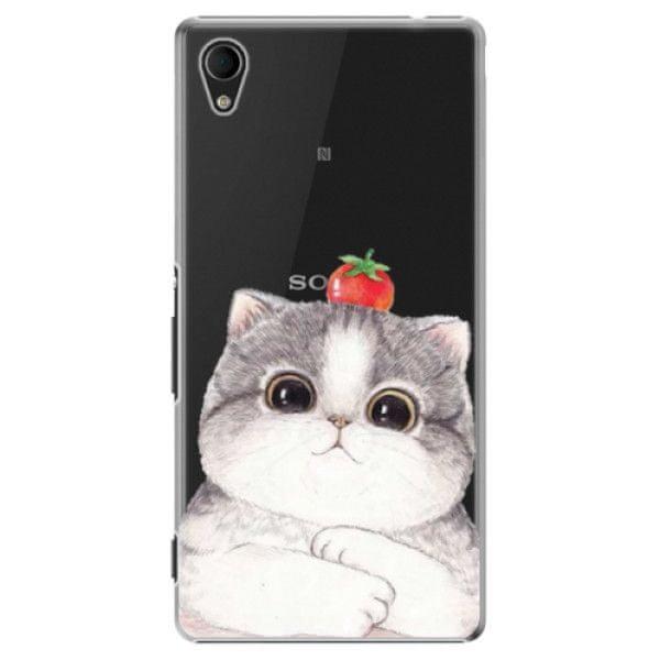iSaprio Plastový kryt - Cat 03 pro Sony Xperia M4 Aqua