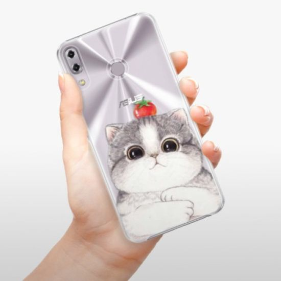 iSaprio Plastikowa obudowa - Cat 03 na Asus ZenFone 5Z ZS620KL