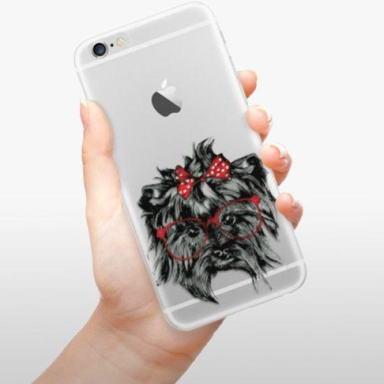 iSaprio Dog 03 műanyag tok Apple iPhone 6