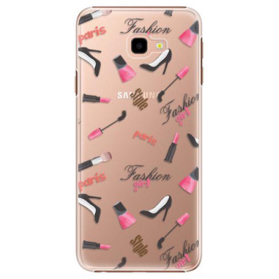 iSaprio Fashion pattern 01 műanyag tok Samsung Galaxy J4+