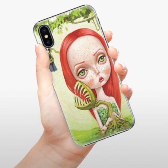 iSaprio Plastikowa obudowa - Poison na iPhone X