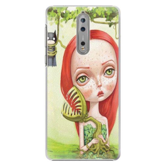 iSaprio Plastikowa obudowa - Poison na Nokia 8