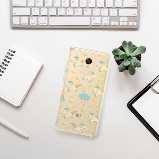 iSaprio Plastikowa obudowa - Unicorn pattern 01 na Xiaomi Redmi Note 4X