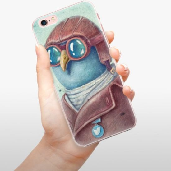 iSaprio Plastikowa obudowa - Pilot twitter na Apple iPhone 6 Plus