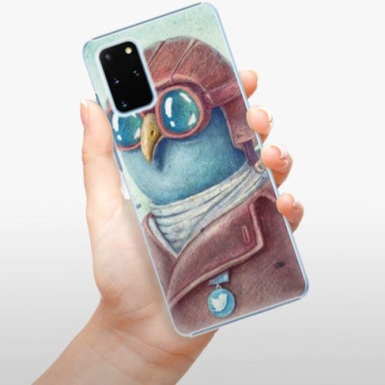 iSaprio Plastikowa obudowa - Pilot twitter na Samsung Galaxy S20+