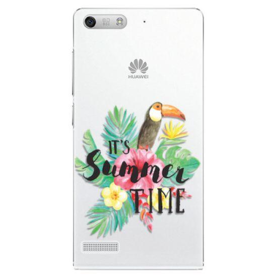 iSaprio Plastikowa obudowa - Summer Time na Huawei Ascend G6
