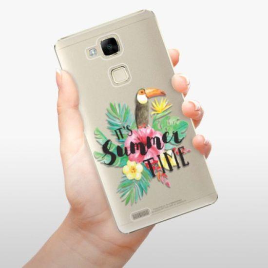 iSaprio Plastikowa obudowa - Summer Time na Huawei Ascend Mate 7