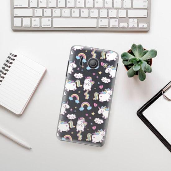 iSaprio Unicorn pattern 02 műanyag tok Huawei Ascend Y300