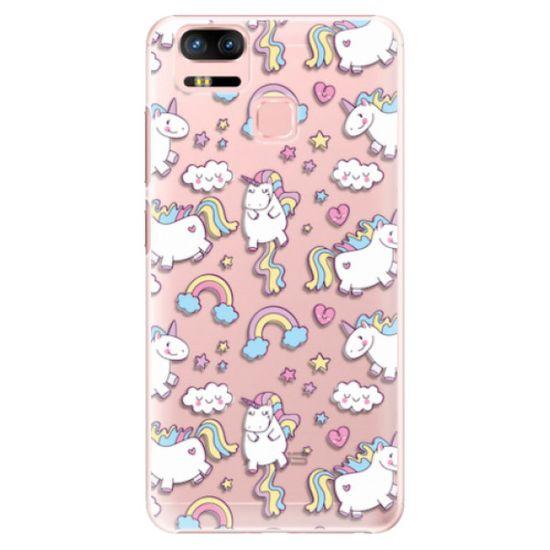 iSaprio Plastikowa obudowa - Unicorn pattern 02 na Asus Zenfone 3 Zoom ZE553KL