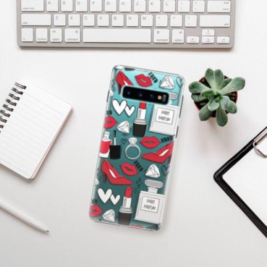 iSaprio Plastikowa obudowa - Fashion pattern 03 na Samsung Galaxy S10