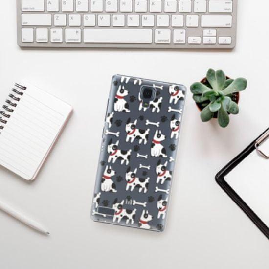 iSaprio Dog 02 műanyag tok Xiaomi Redmi Note