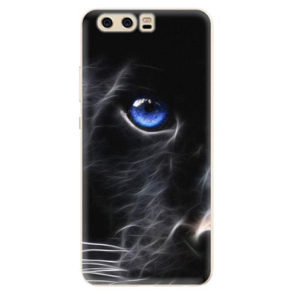 iSaprio Silikonové pouzdro - Black Puma pro Huawei P10