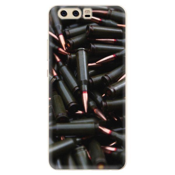 iSaprio Silikonové pouzdro - Black Bullet pro Huawei P10