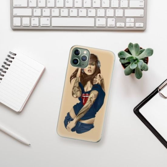 iSaprio Silikónové puzdro - Girl 03 pre Xiaomi Mi 11