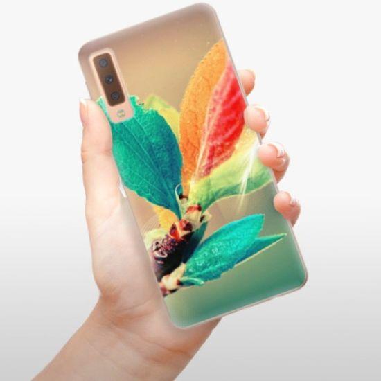 iSaprio Autumn 02 szilikon tok Samsung Galaxy A7 (2018)