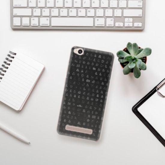 iSaprio Silikonowe etui - Ampersand 01 na Xiaomi Redmi 4A