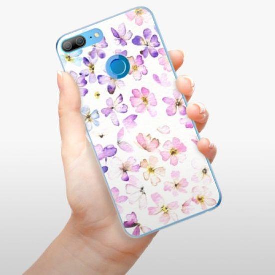 iSaprio Silikonowe etui - Wildflowers na Honor 9 Lite