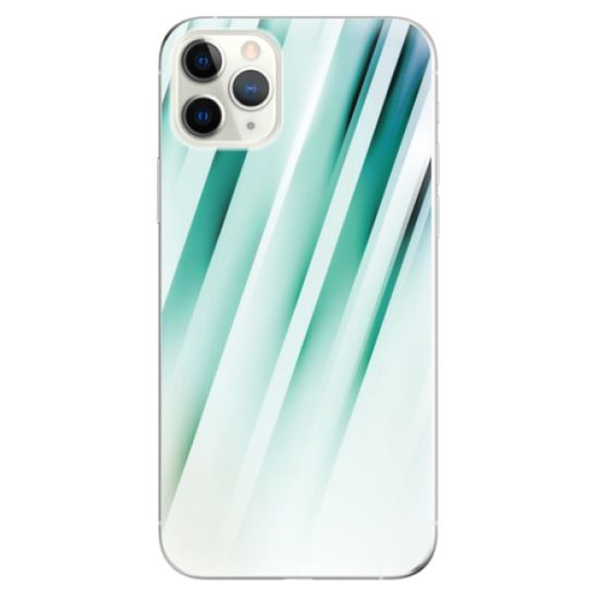 iSaprio Silikonowe etui - Stripes of Glass na Apple iPhone 11 Pro Max