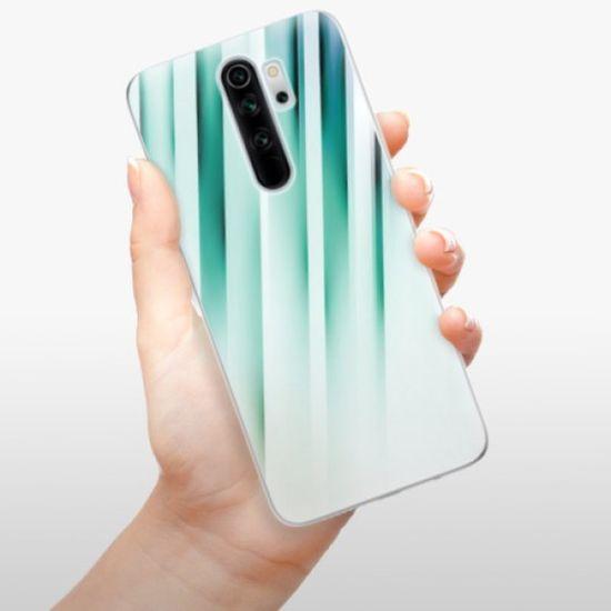 iSaprio Stripes of Glass szilikon tok Xiaomi Redmi Note 8 Pro