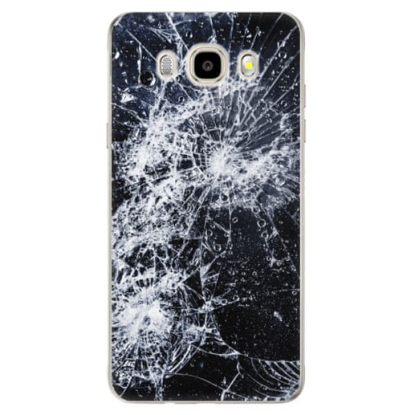 iSaprio Silikonové pouzdro - Cracked pro Samsung Galaxy J5 (2016)
