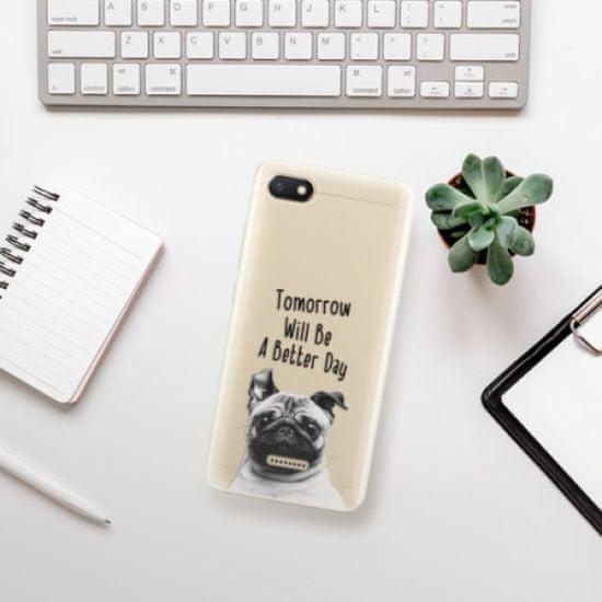 iSaprio Silikonové pouzdro - Better Day 01 pro Xiaomi Redmi 6A