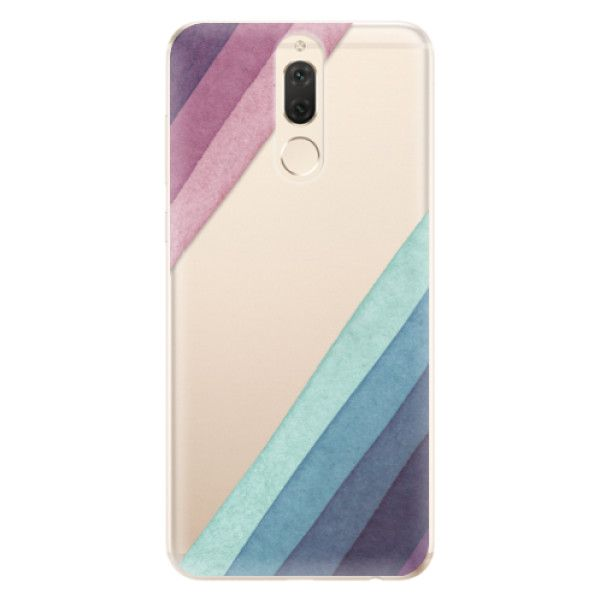 iSaprio Silikonové pouzdro - Glitter Stripes 01 pro Huawei Mate 10 Lite