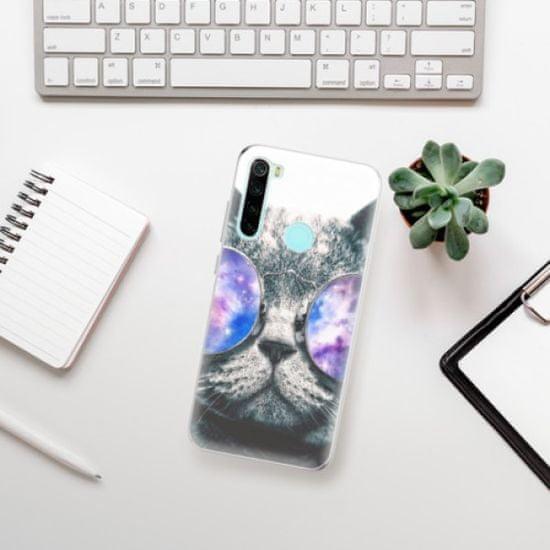 iSaprio Silikonowe etui - Galaxy Cat na Xiaomi Redmi Note 8