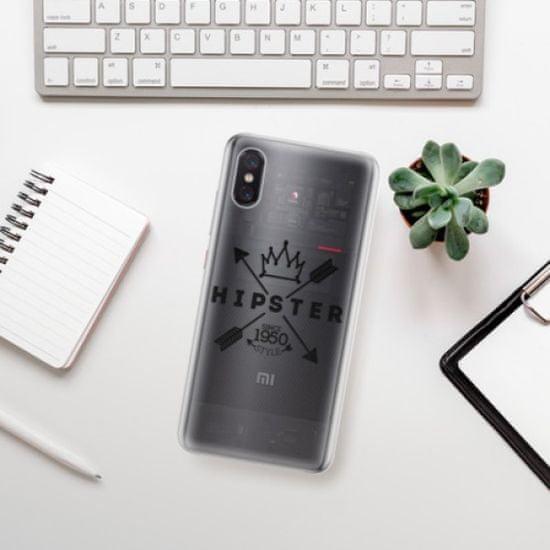 iSaprio Silikonowe etui - Hipster Style 02 na Xiaomi Mi 8 Pro