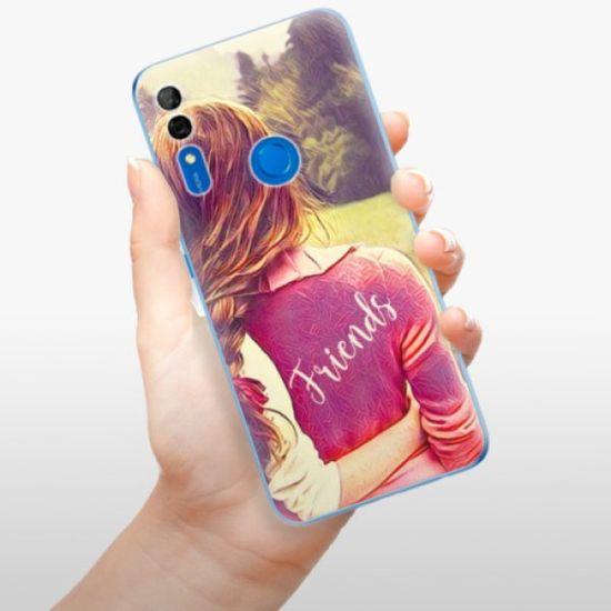 iSaprio BF Friends szilikon tok Huawei P Smart Z