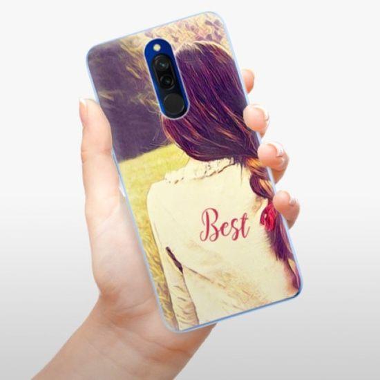 iSaprio Silikonowe etui - BF Best na Xiaomi Redmi 8