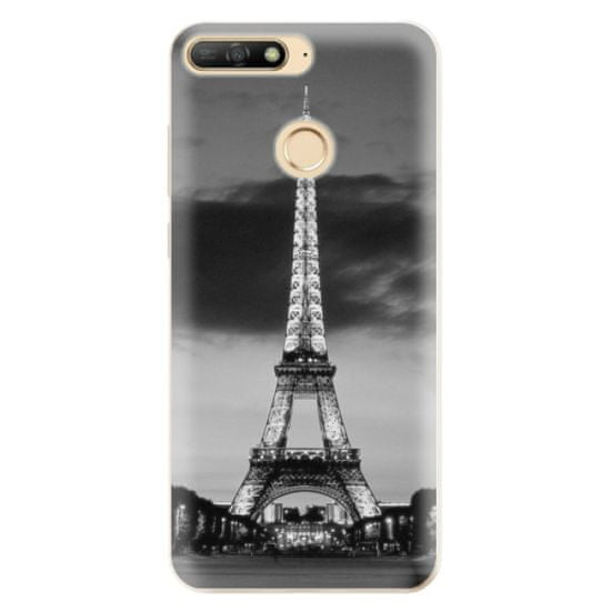 iSaprio Midnight in Paris szilikon tok Huawei Y6 Prime 2018