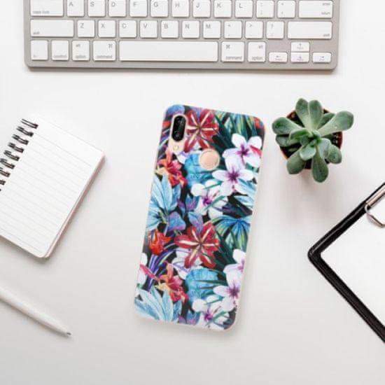 iSaprio Tropical Flowers 05 szilikon tok Huawei P20 Lite