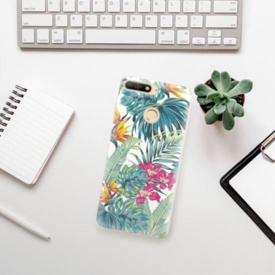 iSaprio Tropical White 03 szilikon tok Huawei Y6 Prime 2018