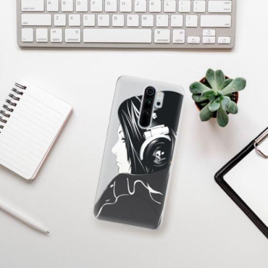 iSaprio Headphones szilikon tok Xiaomi Redmi Note 8 Pro