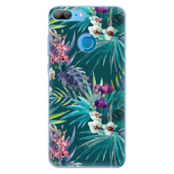 iSaprio Silikonové pouzdro - Tropical Blue 01 pro Honor 9 Lite
