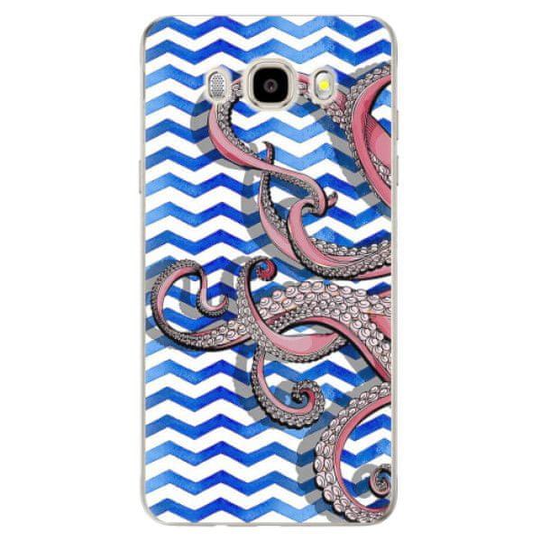 iSaprio Silikonové pouzdro - Octopus pro Samsung Galaxy J5 (2016)