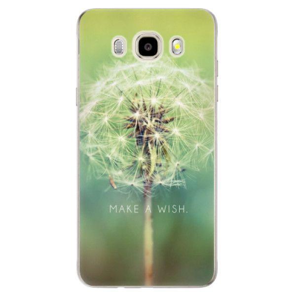 iSaprio Silikonové pouzdro - Wish pro Samsung Galaxy J5 (2016)