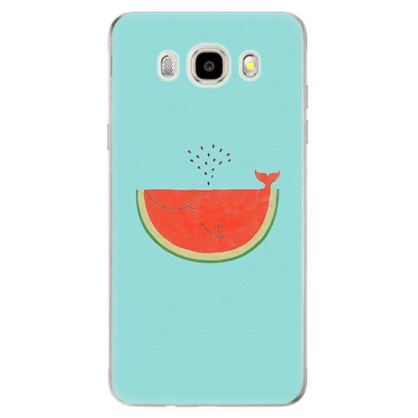 iSaprio Silikonové pouzdro - Melon pro Samsung Galaxy J5 (2016)