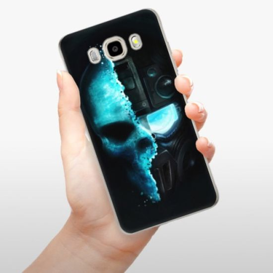 iSaprio Roboskull szilikon tok Samsung Galaxy J5 (2016)