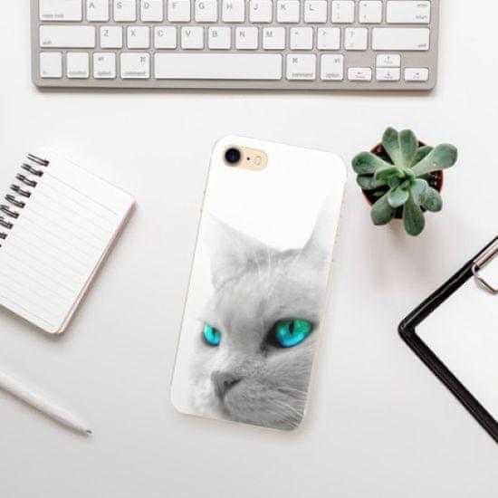 iSaprio Silikonowe etui - Cats Eyes na Apple iPhone 7 / 8